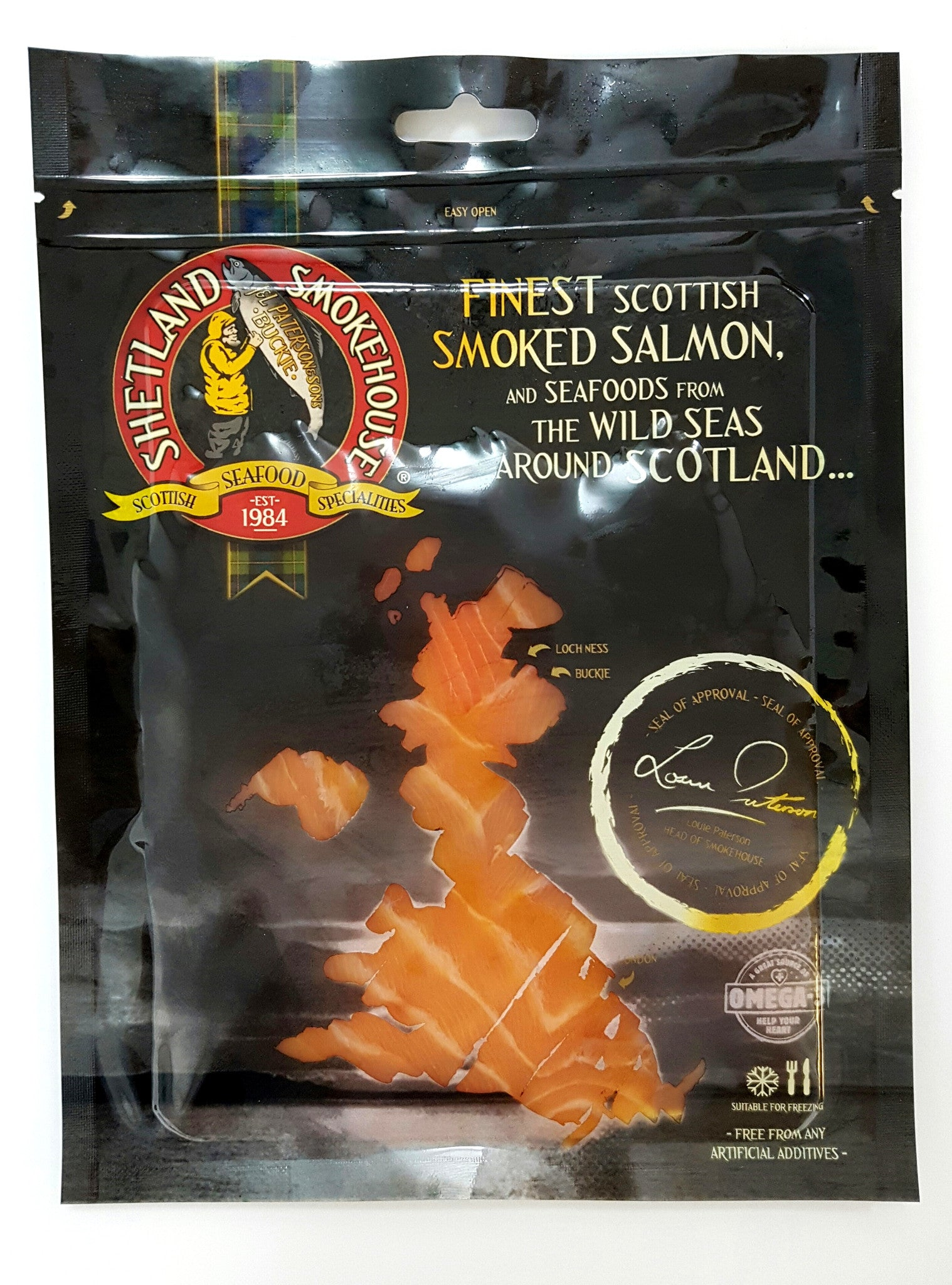 Freshwater Beluga Hybrid Party pack (30-125g) Entertain in style - Caviar Classic London