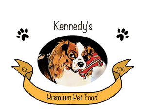 Our Dog Food Line Expands!