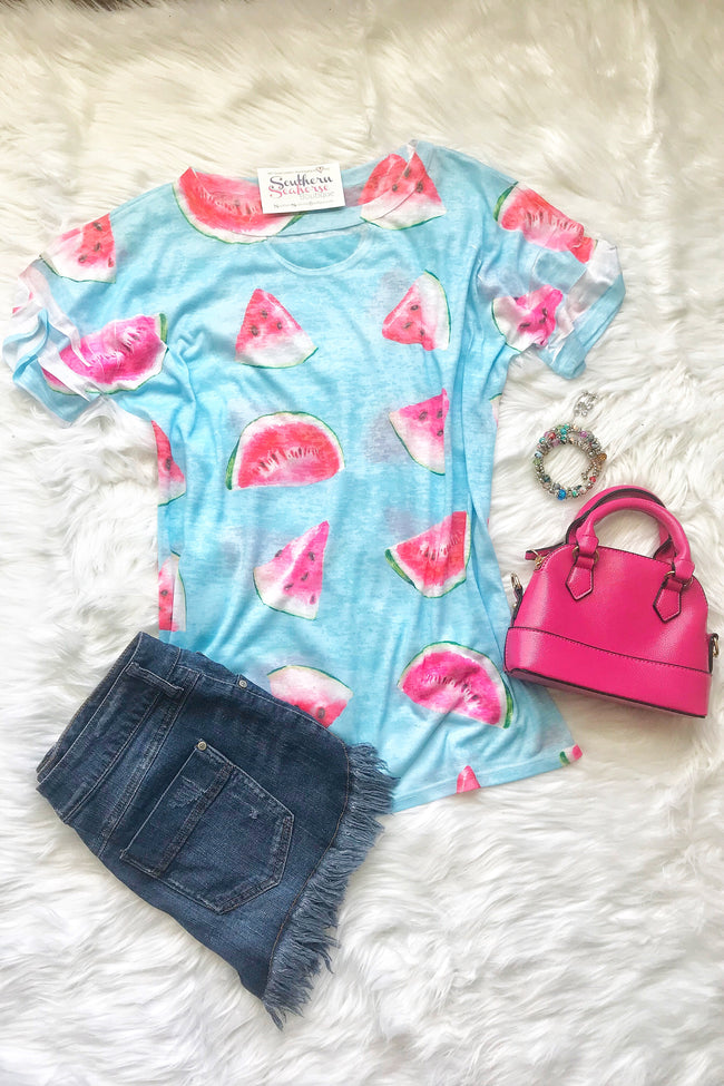 Watermelon Top