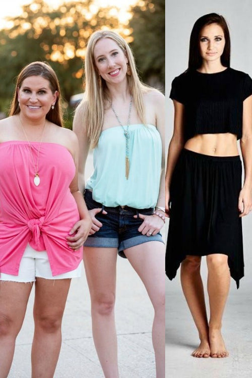 Strapless Top or Skirt