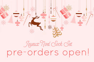 Joyeux Noel Pre-orders are open!