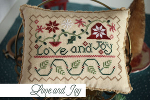love and joy sneak peek