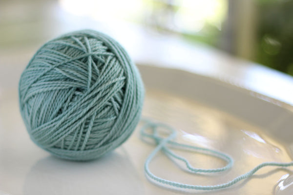 our newest yarn