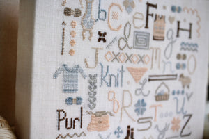 the knitter's alphabet