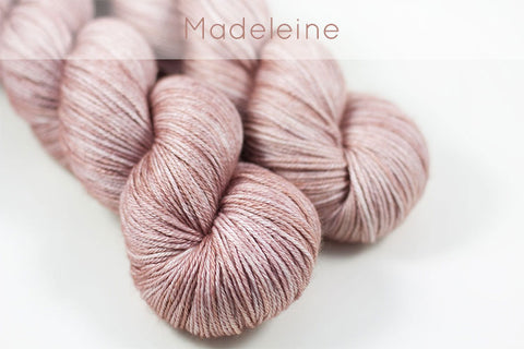 madeleine (substitute with rosewater)