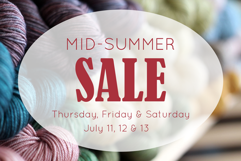mid-summer sale - October House Fiber Arts journal