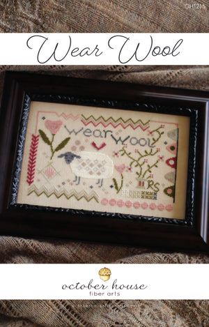 Wear Wool - Cross Stitch Pattern