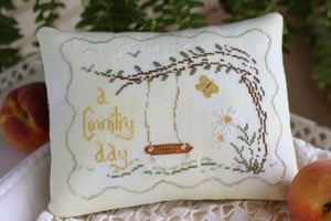 A Country Day - Cross Stitch Pattern