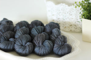 MCS Yarn - BLACKBIRD