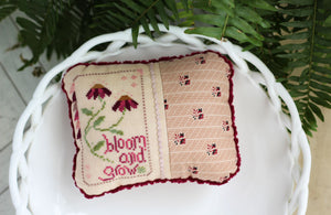 Bloom and Grow - Cross Stitch Pattern