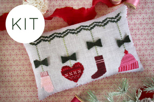 Handknit Holiday - KIT