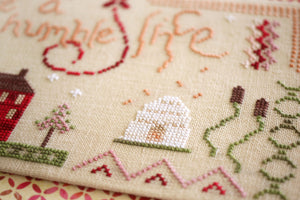 Humble Life - Cross Stitch Pattern