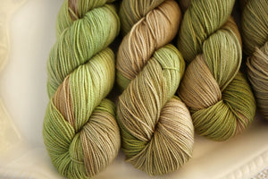 Cottage Sock Yarn - LEDERHOSEN