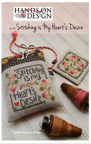Stitching is My Heart's Desire