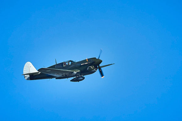 NZ Warbirds at Ardmore D Day 75