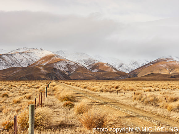 Unframed Fine Art Prints - New Zealand