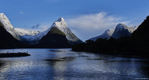 First Snow Milford Sound