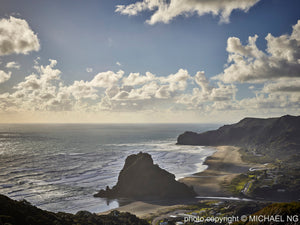 Piha - Lion Rock New Zealand