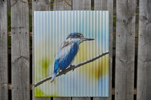 Garden Arts - Kingfisher Blue