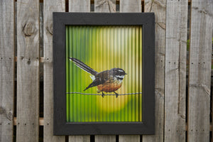 Garden Arts - Piwakawaka New Zealand (Fantail)