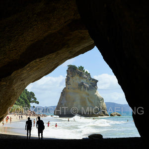 #3Ways ART - Cathedral Cove #2418