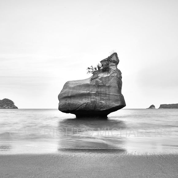 #3Ways ART - Cathedral Cove #0989