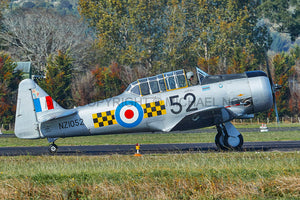 Warbirds - Harvard #10