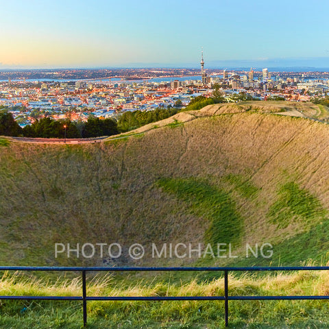 #3Ways ART - Mount Eden Crater - Auckland