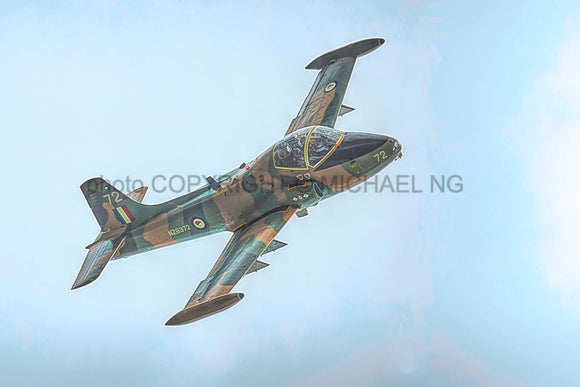 Warbirds - Strikemaster #1