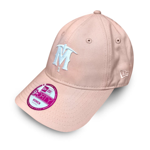 New Era Adjustable (Pink)