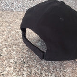 Adjustable Miners Hat (Black)