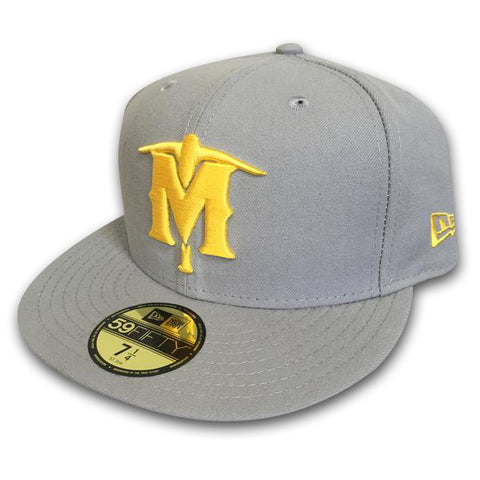 efbcf173b2127 New Era Hat (Grey) – The Company Store - Sussex County Miners