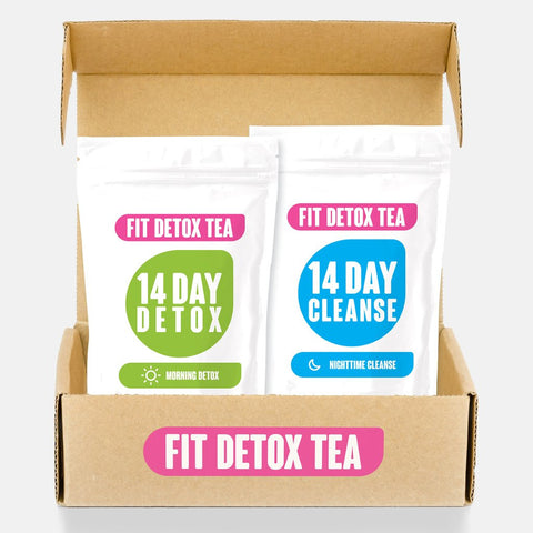 Fit Detox Tea 14 Day Cleanse