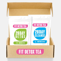 28-Day Fit Detox Tea Pack