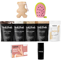 """Spoil Me"" Bodyblendz Limited Edition Scrub Kit"