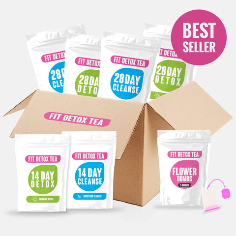 Complete Fit Detox Tea Pack