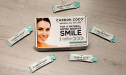 Carbon Coco Sample Oil Pulling Set (7 Sachets)