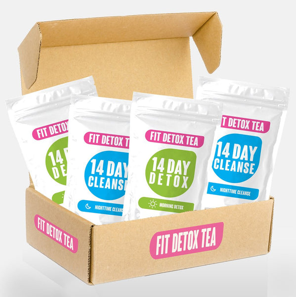 Fit Detox Tea Besties Pack