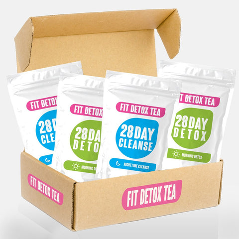 Fit Detox Tea Forever Besties Pack