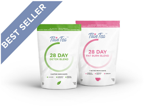 28 Day Thin Tea Detox