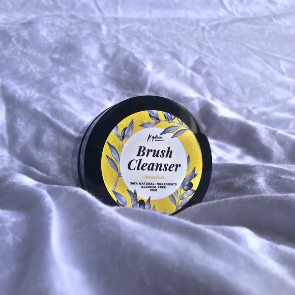 Kydauz Makeup Brush Cleanser (LemonDrop)