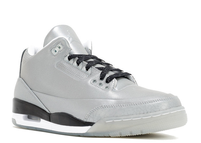 "Air Jordan 3 Retro 5Lab3 ""Silver"""