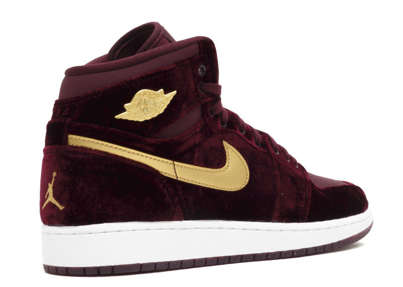 Air Jordan 1 Retro Hi Premium Velvet GS