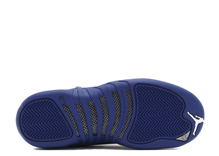Air Jordan 12 Retro Deep Royal Blue GS