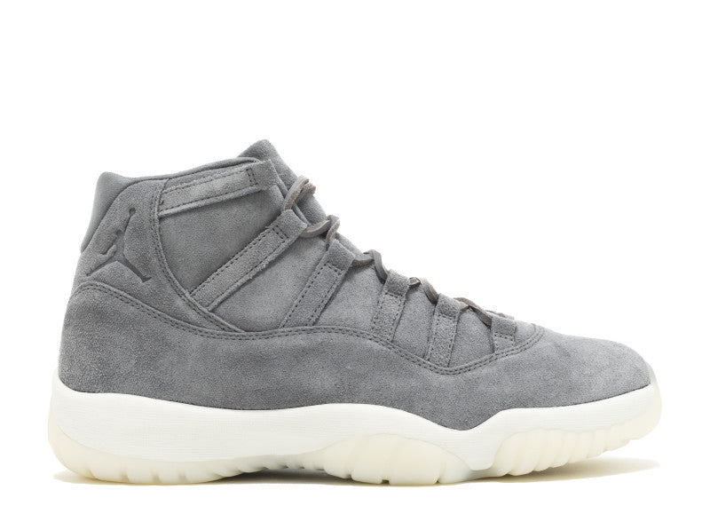 "Air Jordan 11 Retro Premium ""Grey Suede"""