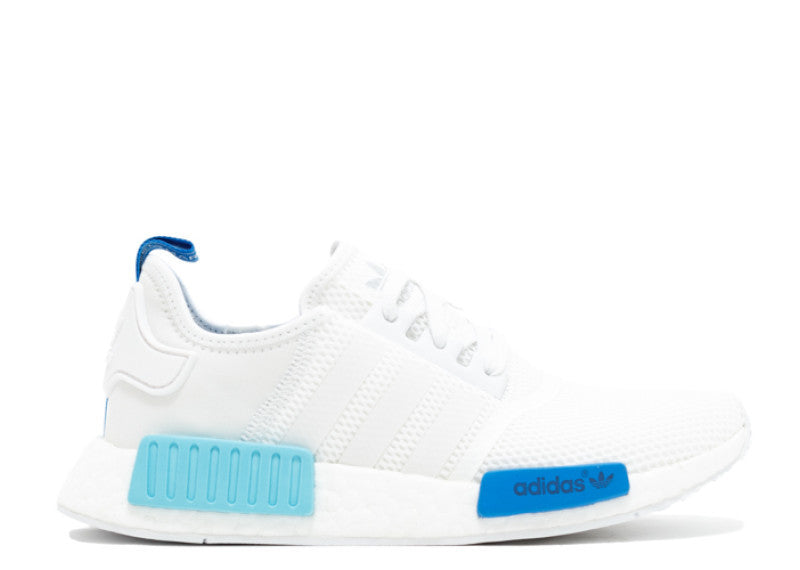 f67adc8482e5 Adidas Womens NMD R1 Blue GLow. Previous Next