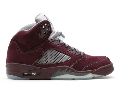 Air Jordan 5 Retro Burgundy