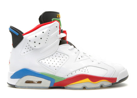 7ff6822c0909c5 Air Jordan 6 Olympic 2008