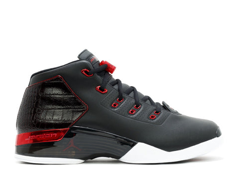Air Jordan 17 Retro Black Gym Red