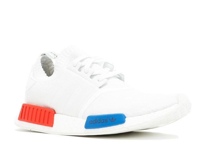 ADIDAS NMD Runner Prime Knit White